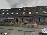 Brandweer naar Van Bosseware in Zwolle
