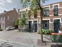Ambulance naar Teijchinélaan in Breda