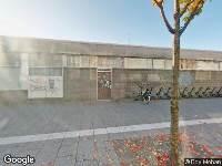 Brandweer naar Winkelcentrum Woensel in Eindhoven