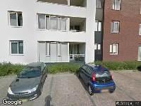 Ambulance naar Bisonstraat in Breda