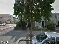 Ambulance naar Berezinadreef in Utrecht