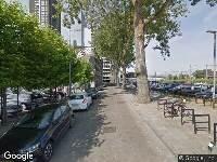 112 melding Brandweer naar Schiestraat in Rotterdam