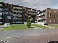Ambulance naar Monseigneur de Vetstraat in Breda