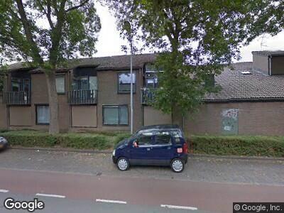Brandweer naar Czaar Peterstraat in Maastricht