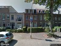 Ambulance naar Minister Nelissenstraat in Breda