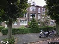 Ambulance naar Cornelis Suyslaan in Rijswijk