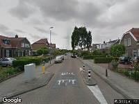 Ambulance naar Burgemeester van Esstraat in Pernis Rotterdam
