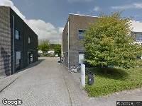Ambulance naar Europark in Oosterhout