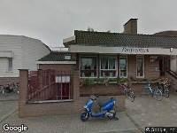 Ambulance naar Heideweg in Volendam