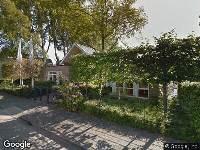 Ambulance naar Kortenaerplantsoen in Castricum