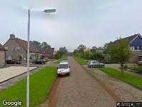 Brandweer naar De Terp in Winsum