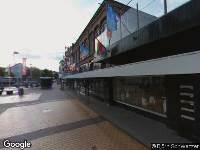 112 melding Brandweer naar Kerkplein in Zandvoort