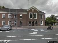 Ambulance naar Stationsstraat in Wormerveer
