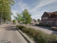 Ambulance naar Waterhoefstraat in Tilburg