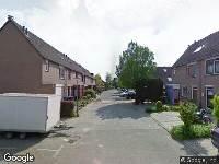 112 melding Ambulance naar Frida Katz-erf in Dordrecht