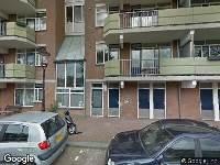 Ambulance naar Zoutkeetsgracht in Amsterdam