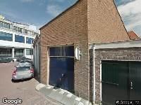 Brandweer naar Bagijnestraat in Zierikzee