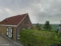 112 melding Brandweer naar Zeedijk in Dordrecht