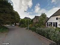 Brandweer naar Dorpsstraat in Tiel