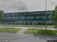 Brandweer naar Edisonstraat in Hoogeveen