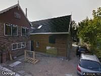 112 melding Brandweer naar Gaddijk in Spijkenisse