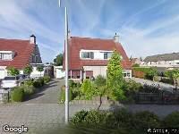 Ambulance naar Burgemeester Korstanjestraat in Klaaswaal
