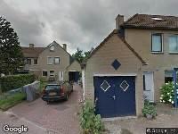 Brandweer naar Van Middachtenmarke in Zwolle