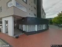 112 melding Ambulance naar Vredesplein in Waalwijk
