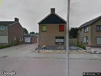 Brandweer naar Voltastraat in Hoogeveen