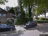 Ambulance naar Burgemeester Sutoriusstraat in Breda
