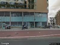 Ambulance naar Houtmankade in Amsterdam