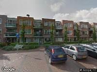 Ambulance naar Prins Bernhardstraat in Koudekerk aan den Rijn