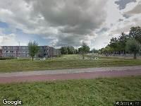Ambulance naar Ondineschouw in Zoetermeer