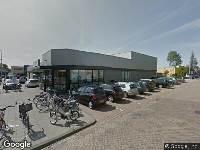 Ambulance naar Industrieweg in Den Helder