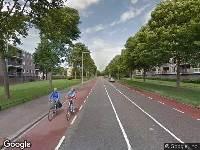 Brandweer naar Rijnlaan in Zwolle