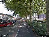 Ambulance naar Brede Hilledijk in Rotterdam