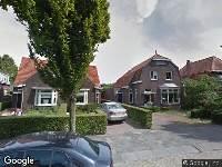Brandweer naar Vensestraat in Veghel