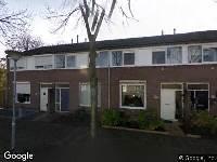 Ambulance naar Racinestraat in Venlo
