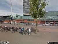 Ambulance naar Piet Heinkade in Amsterdam