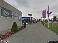 Ambulance naar Kruisvoort in Breda