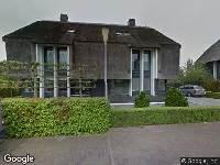 Ambulance naar Wessel Couzijnhof in Arnhem
