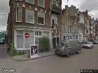 Ambulance naar Schippersgracht in Amsterdam
