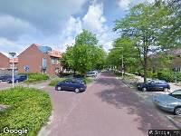 112 melding Brandweer naar Rietgorslaan in Rozenburg