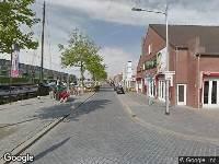 112 melding Ambulance naar Piushaven in Tilburg