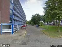 112 melding Ambulance naar Wensel Cobergherstraat in Breda