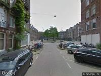 Besteld ambulance vervoer naar Staringstraat in Amsterdam