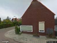 112 melding Traumahelikopter naar Burgemeester Sluijmersstraat in Stavenisse