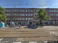 Ambulance naar Postjesweg in Amsterdam