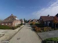 Brandweer naar Bergmanshofweg in Venlo