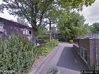 112 melding Besteld ambulance vervoer naar Scheperweg in Arnhem
